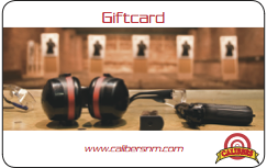 Calibers Gift Card Image
